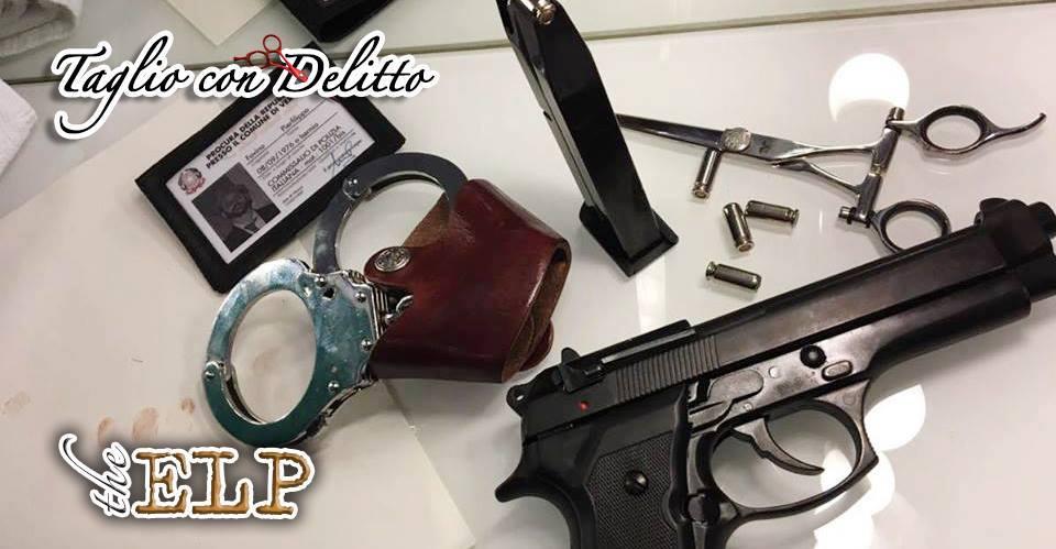 """Cena con Delitto """"Taglio con Delitto"""" S'Aligusta Padova"""
