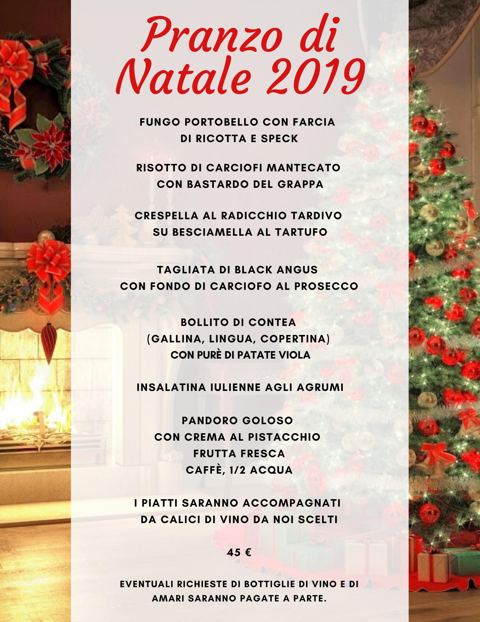 menu di carne natale 2019 saligusta padova